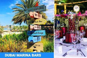 Dubai Marina Bars – Best Bars in Dubai Marina