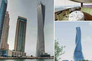Top Dynamic & Rotating Buildings in Dubai