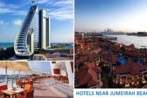 Best Hotels to Stay Near Jumeirah Beach Dubai