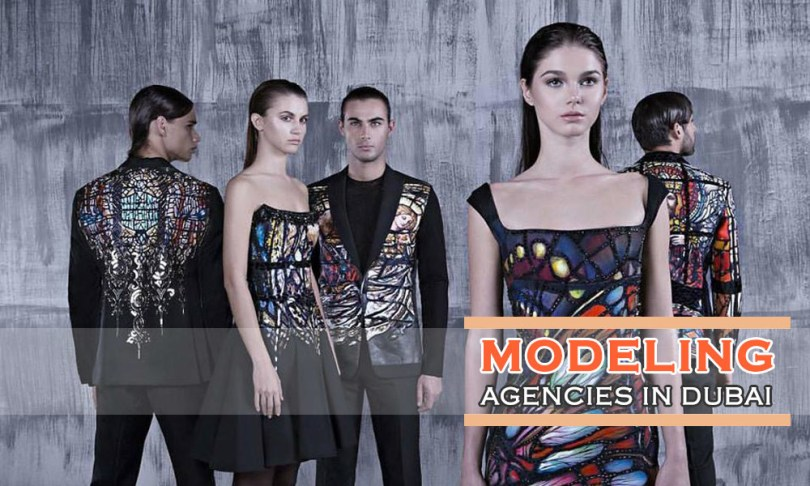 modeling agencies in dubai