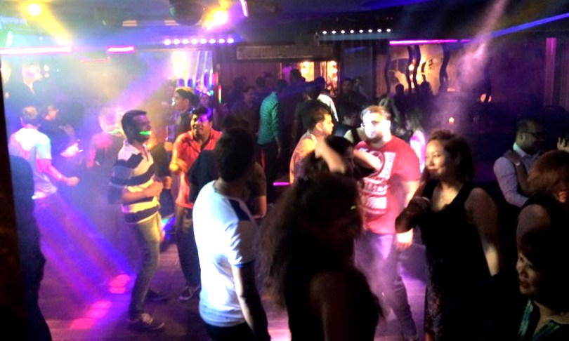 indian dance bars in dubai