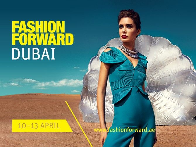 Fashion Forward 2015 in Dubai  UAE