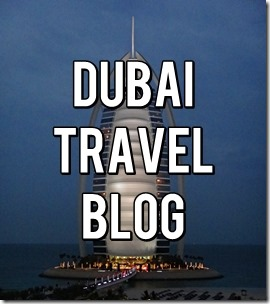 dubai travel blog
