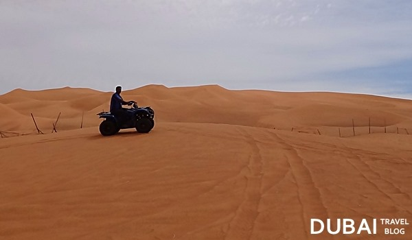 sand buggy desert safari