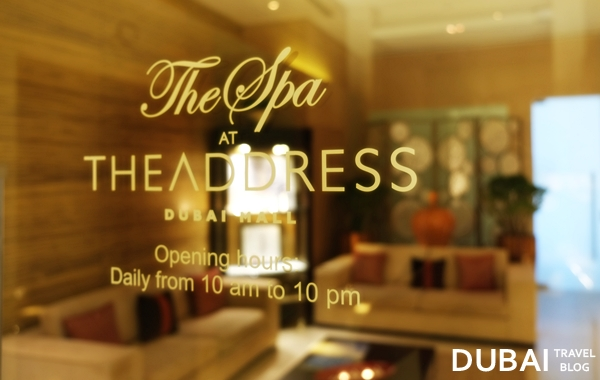 the spa the address