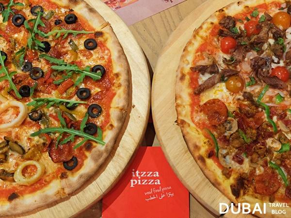 itzza pizza jumeira