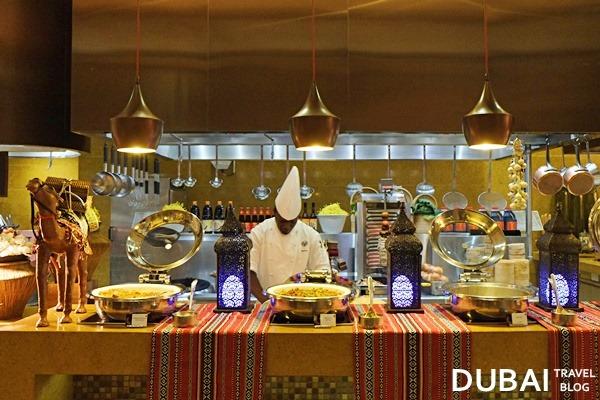 ramadan liwan restaurant