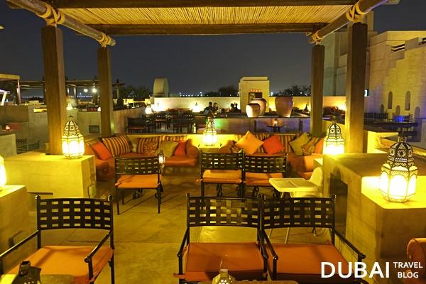 al sarab restaurant night