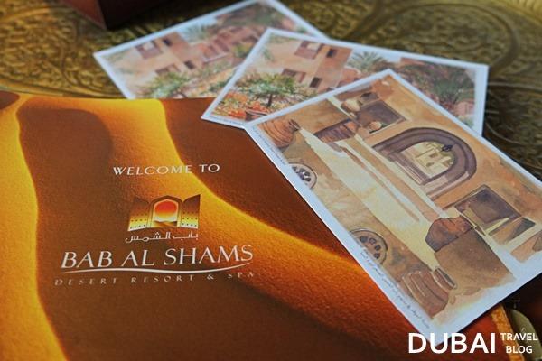 bab al shams staycation