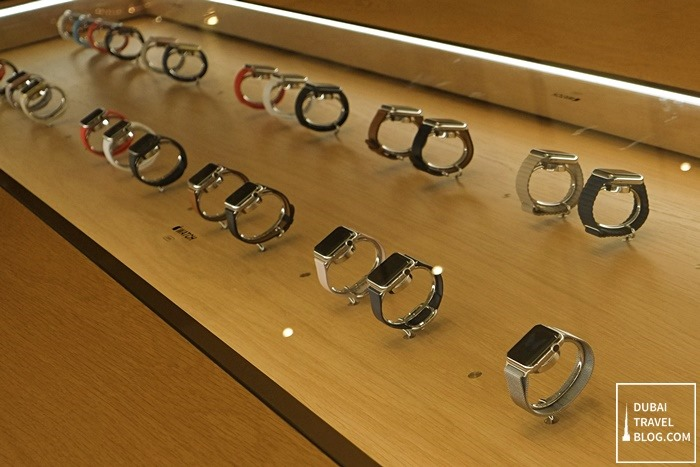 apple store watches