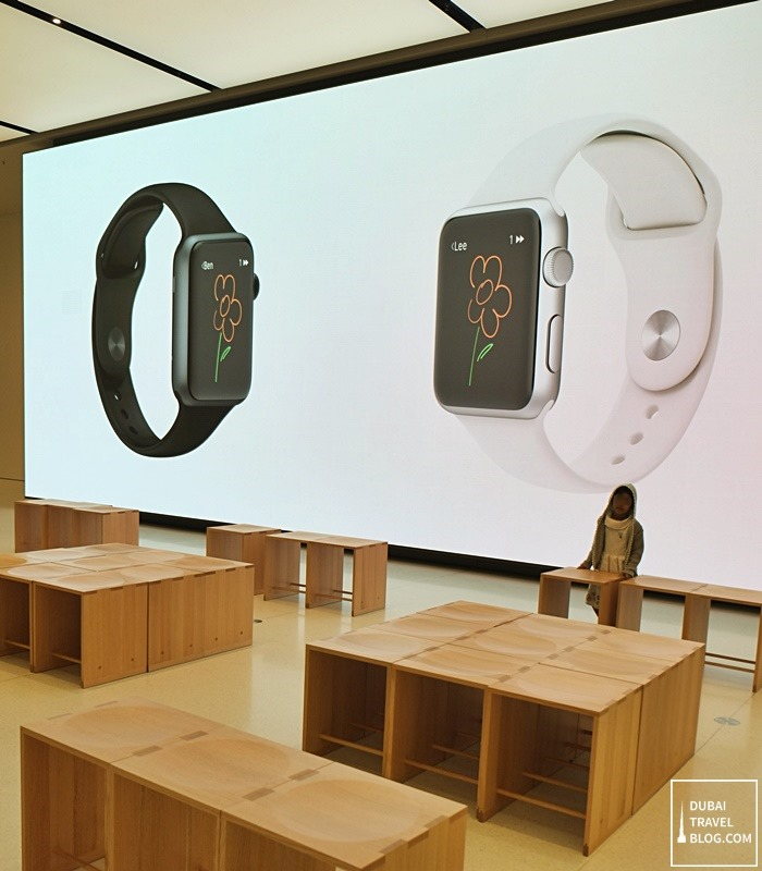 apple watches uae