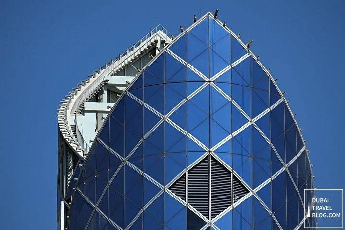 burjuman blue building