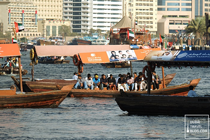 dubai creek - old dubai