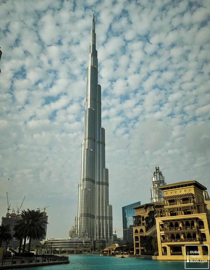 burj plaza view