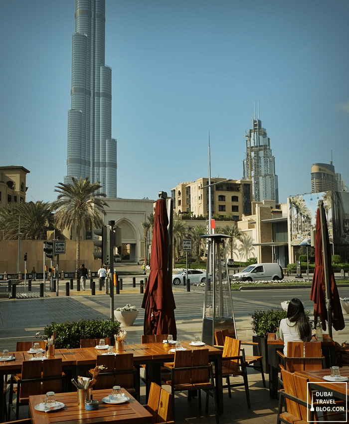 fume downtown dubai view