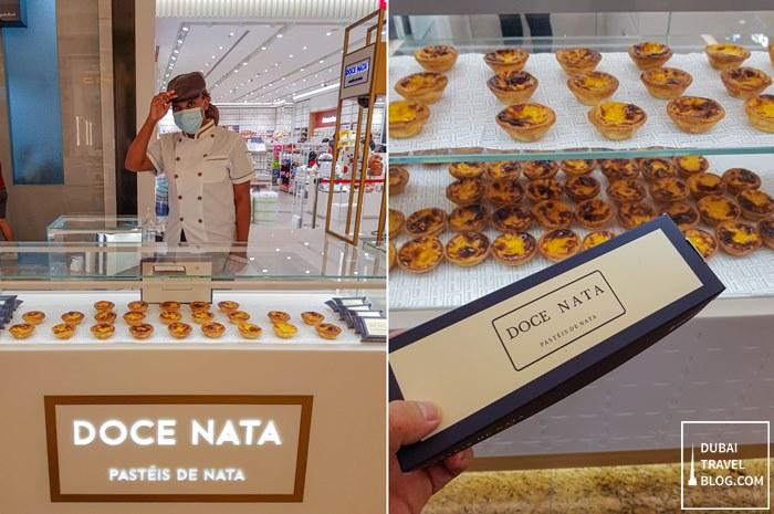doce nata portugese tarts dubai
