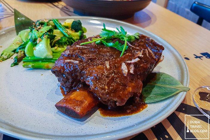 sizzling wok korean bbq ribs