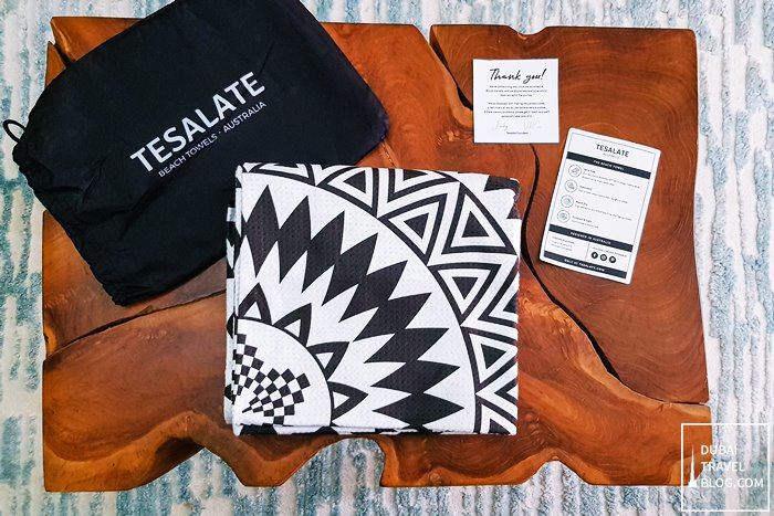 tesalate australia towel delivery
