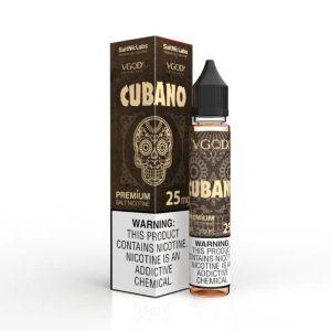 VGOD Saltnic Cubano