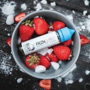 BLVK E-Juice (FRZNBERRY)