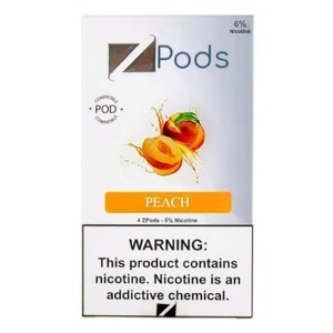 Ziip Pod Peach