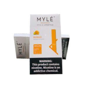 MYLÉ Disposable Pod Mango