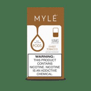MYLÉ POD V.4 Sweet Tobacco