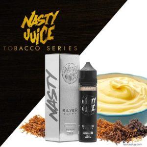 NASTY E-Juice Silver Blend Tobacco