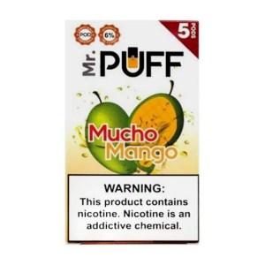 JUUL Compatible Mr. Puff Pod Mucho Mango