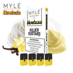 MYLE Pods Killer Custard