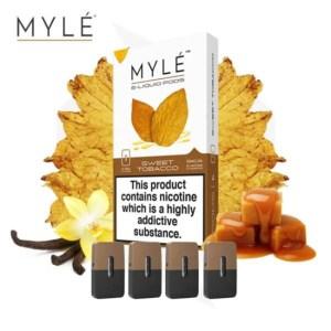 MYLE Pods Sweet Tobacco