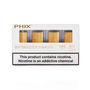 PHIX Pods Butterscotch Tobacco