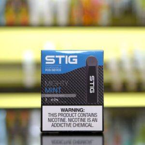 STIG Disposable Pod Mighty Mint