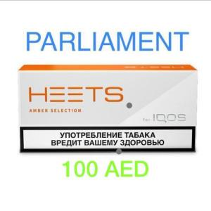 IQOS HEETS PARLIAMENT Amber Selection UAE Dubai Vape Store