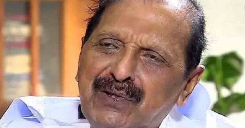 Balakrishna Pillai has passed away.