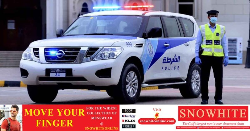 Patrols are being intensified in Sharjah and Fujairah to ensure security for Eid.