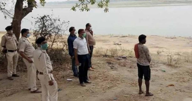 Ganga to fish out floating bodies