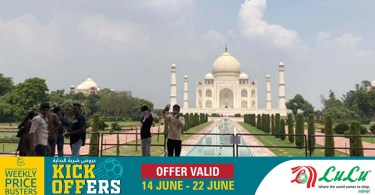 Less prevalence of disease in India: Taj Mahal reopens today with strict Covid standards_DUBAIVARTHA_UAE_MALAYALAMNEWS