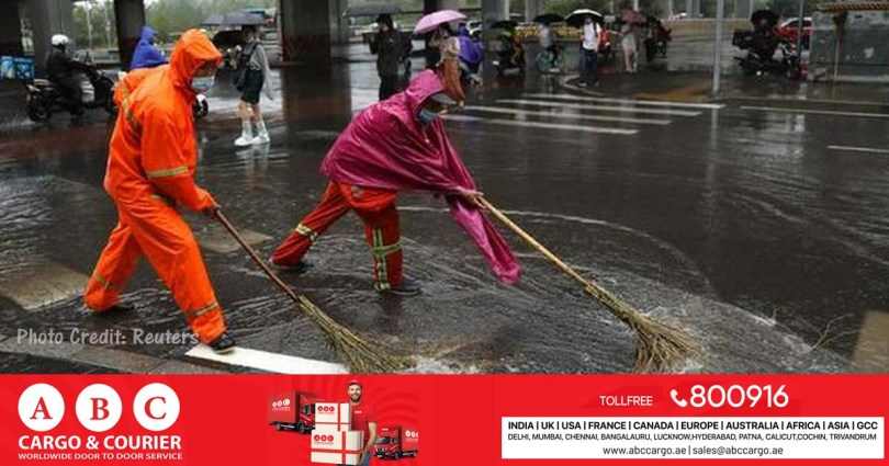 Schools closed due to heavy rains in China: Several flights canceled