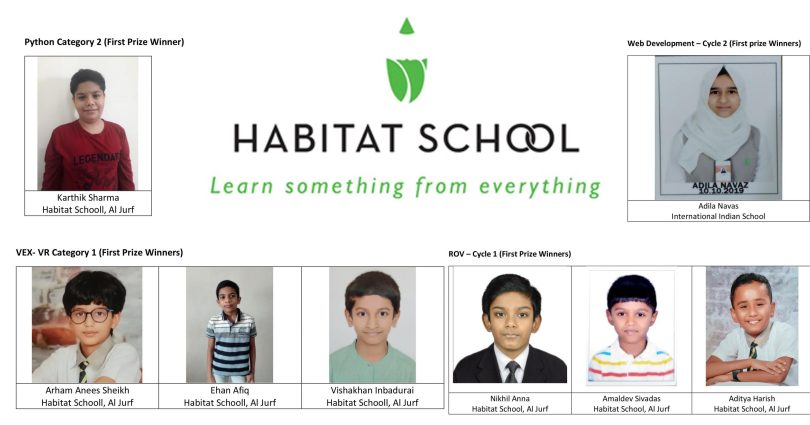 And the little coders at Habitat School for the Golden Visa
