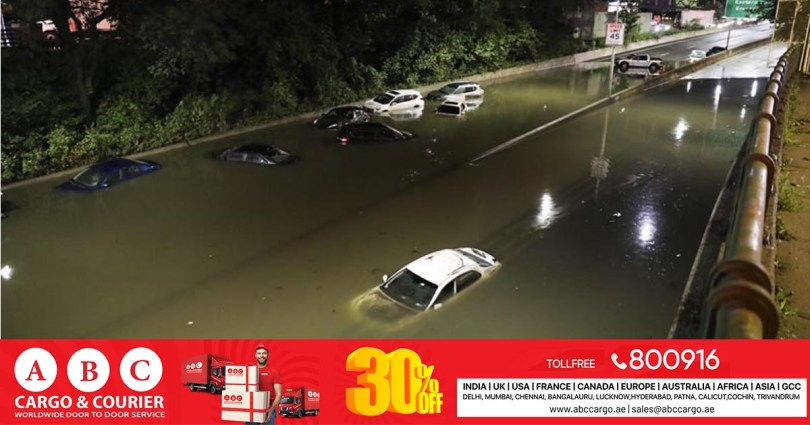 Cyclone and heavy rains flood six states, including New York: 46 dead