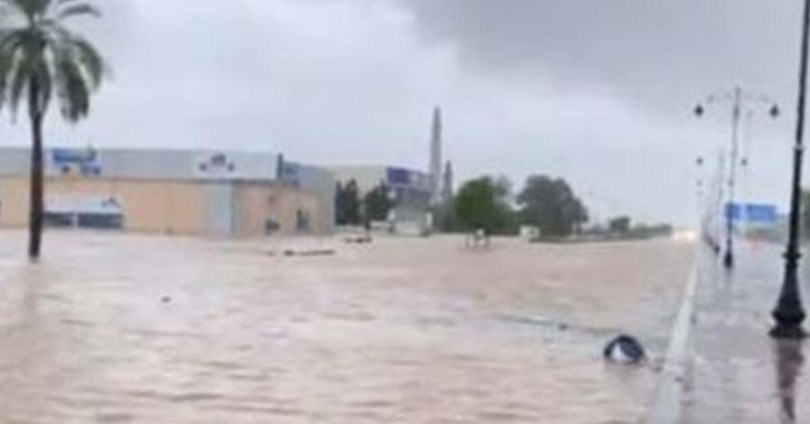 Hurricane Shaheen: A child who went missing in floods in Oman has been found dead