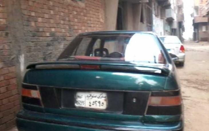 سيارة هيونداى اكسل 97 للبيع في بنها دوبارتر