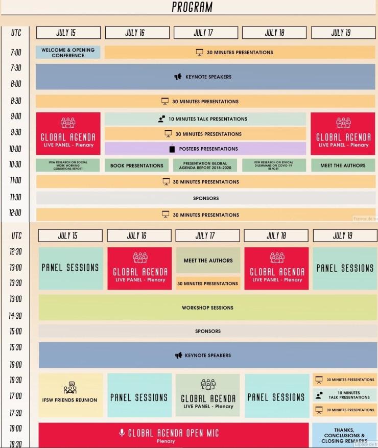 programm global conférence