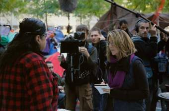Naomi Klein in NYC