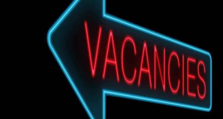 Vacancies neon sign