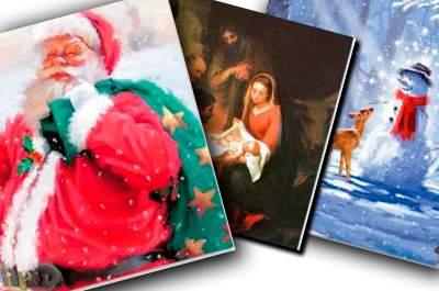 Irish Cancer Society Christmas 2015
