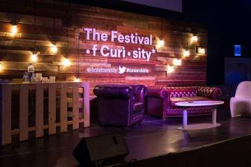Festival of Curiosity 2016