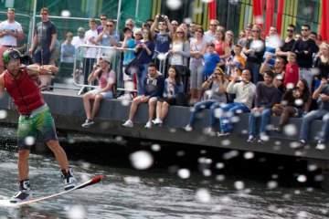 Docklands Summer Festival