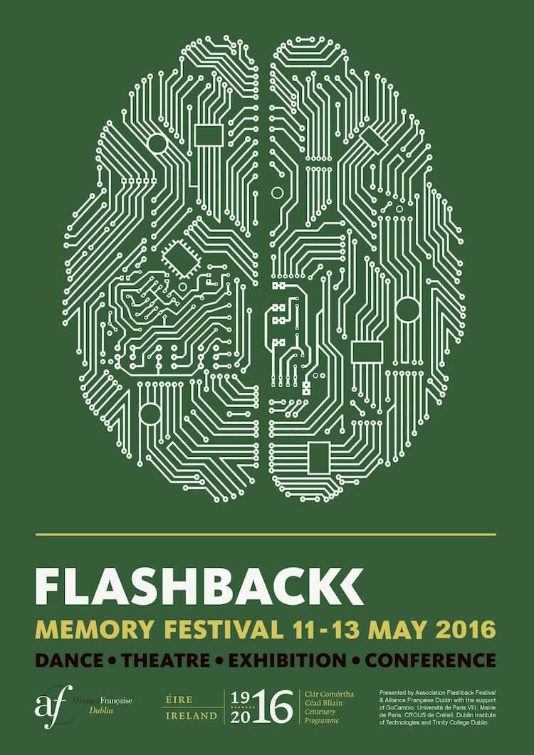 Flashback Festival 2016 poster